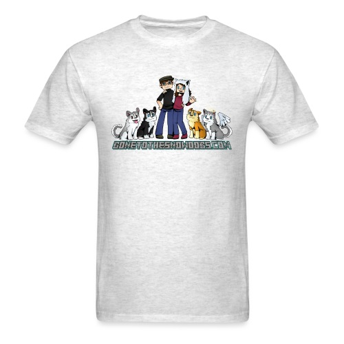 Snow Dogs - Men's T-Shirt