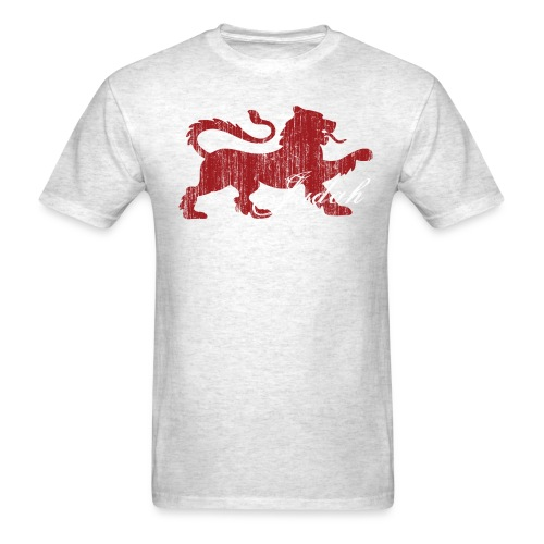 The Lion of Judah - Men's T-Shirt