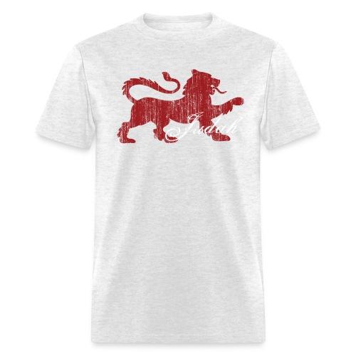 The Lion of Judah - Men's T-Shirt