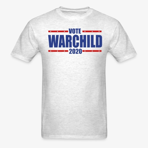 Vote Warchild - Men's T-Shirt