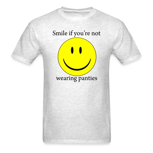 smileywords - Men's T-Shirt