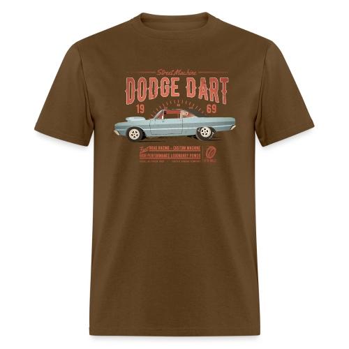 Dodge Dart Dragster Street Machine 1969 - Men's T-Shirt
