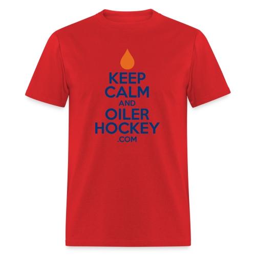 Keep Calm - Men's T-Shirt