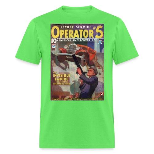 193405600dpitouchedlogocopyrightb - Men's T-Shirt