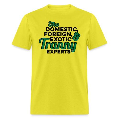 experts2 - Men's T-Shirt