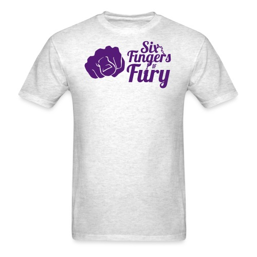 Remo 6 Fingers of Fury - Men's T-Shirt