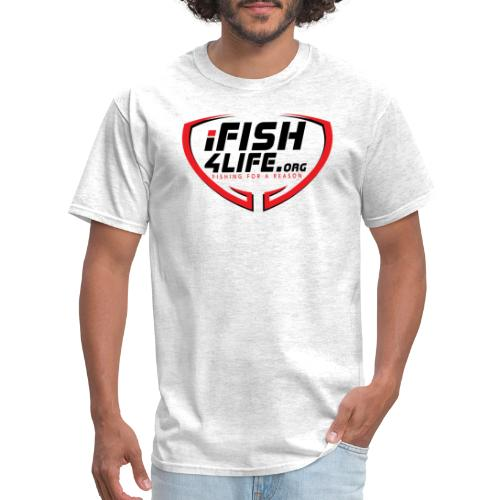 iFish4Life.org - Men's T-Shirt