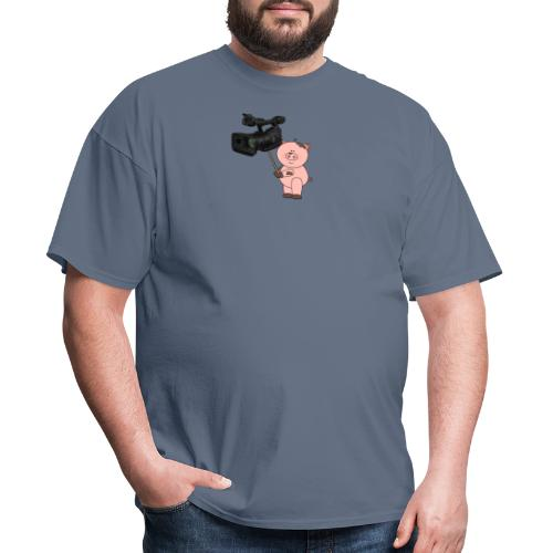 Hammie holding camera - Men's T-Shirt