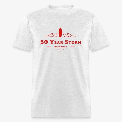 50 Year Storm - Men's T-Shirt