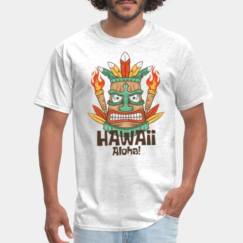 hawaii aloha - Men's T-Shirt