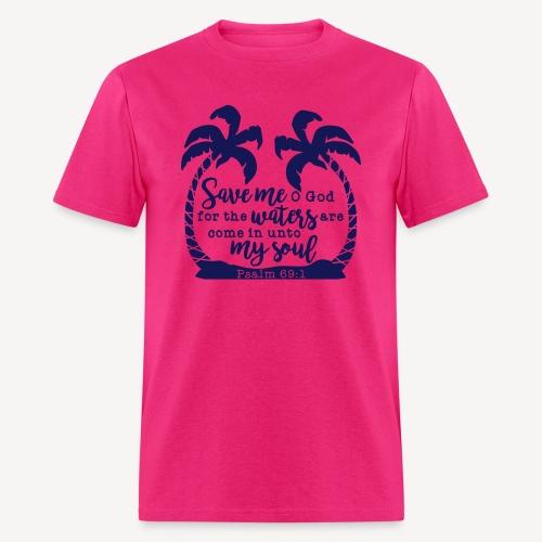 PSALM 69 1 - Men's T-Shirt