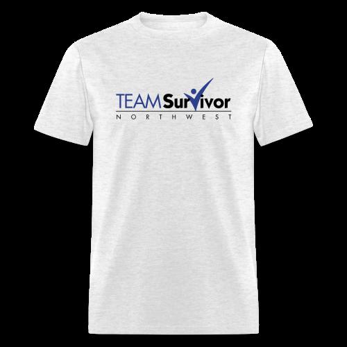 TSNW logo - Men's T-Shirt