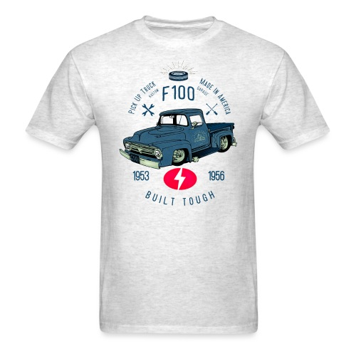 F100 Built Tough - Men's T-Shirt