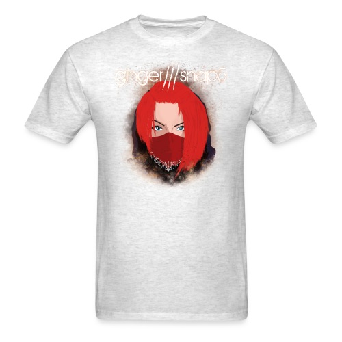 GS5 title + Ginger (new) - Men's T-Shirt