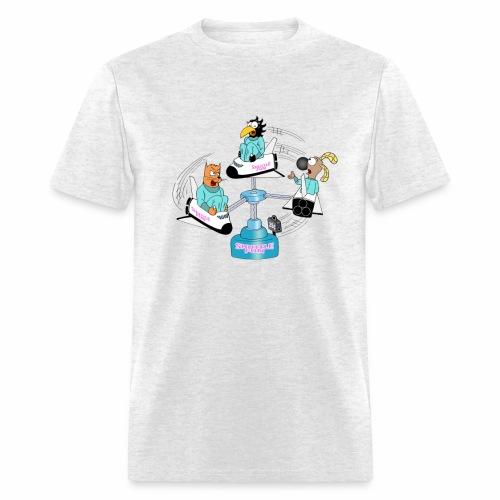 Shuttle Fun - Men's T-Shirt