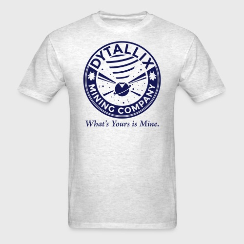 Star Trek Dytallix Conspiracy - Men's T-Shirt