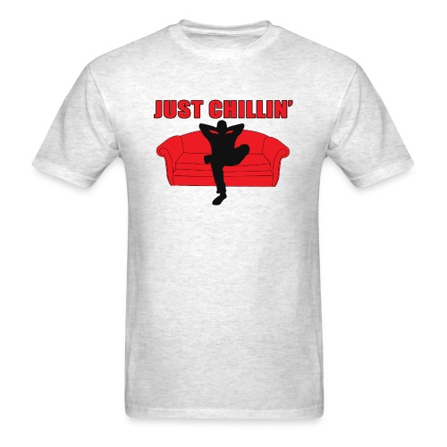 Chillin - Men's T-Shirt