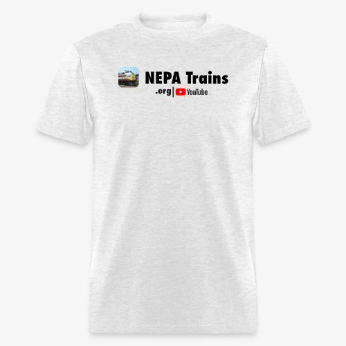 NEPA Trains - Men's T-Shirt
