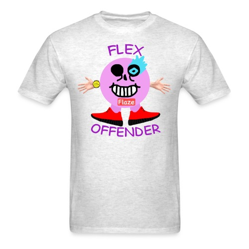 Flex Offender - Men's T-Shirt