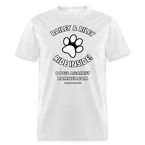 baileyriley m - Men's T-Shirt