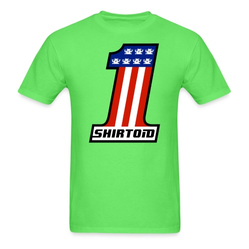 Shirtoid One - Men's T-Shirt