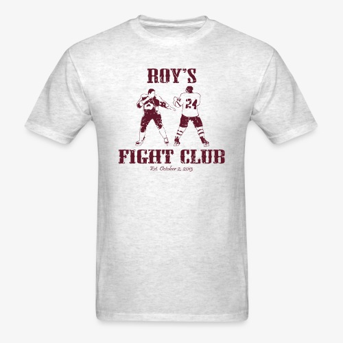 Roys FC Burgundy - Men's T-Shirt