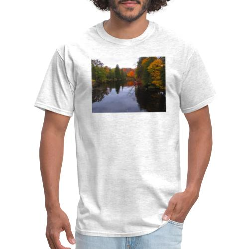 Nature Coffee Cup - Men's T-Shirt