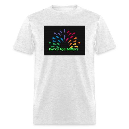 We're the Millers logo 1 - Men's T-Shirt