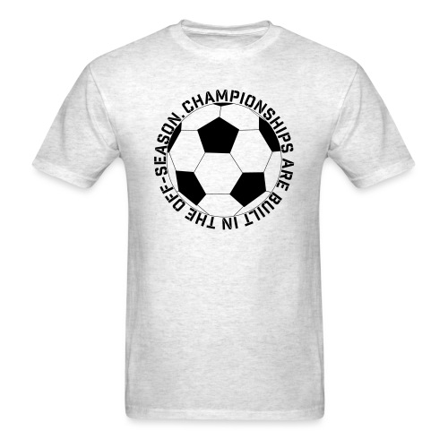 Championships Soccer - Men's T-Shirt