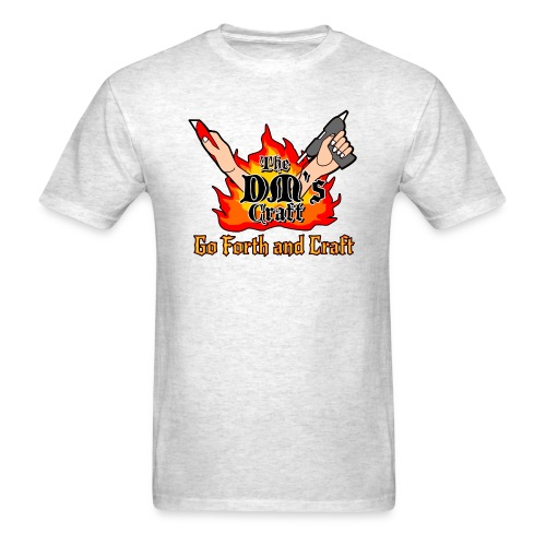 The Dm's Craft - Men's T-Shirt