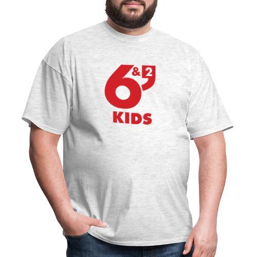 6et2 logo v2 kids 01 - Men's T-Shirt