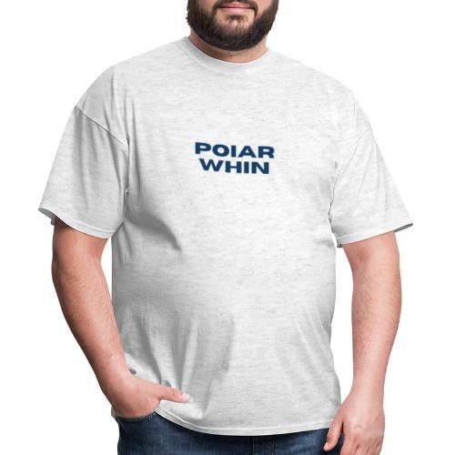 PoIarwhin Updated - Men's T-Shirt