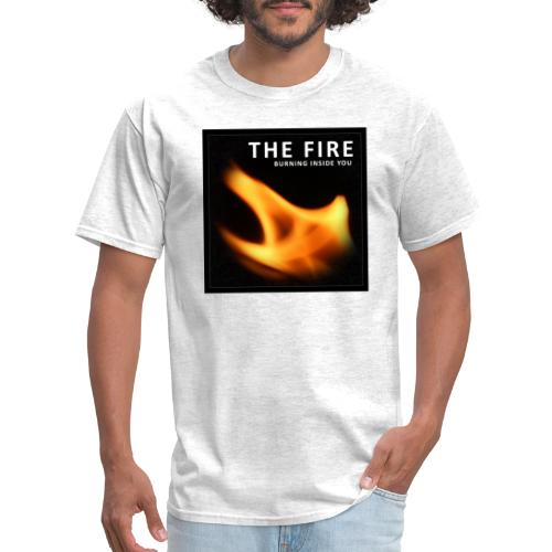 FireZoo T-shirts - It's burning Inside you - Men's T-Shirt
