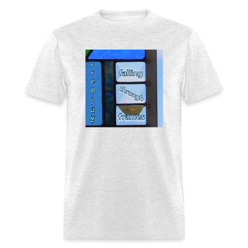 Falling Through Frames - rreplay - Men's T-Shirt