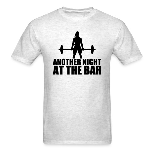 Another Night at the Bar - Men's T-Shirt
