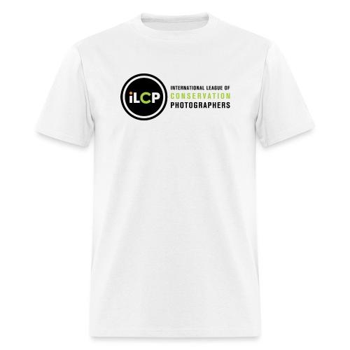 iLCP logo horizontal RGB png - Men's T-Shirt