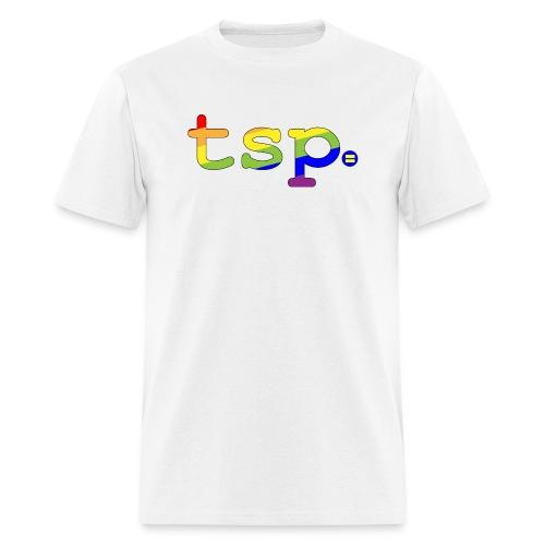 tsp pride - Men's T-Shirt