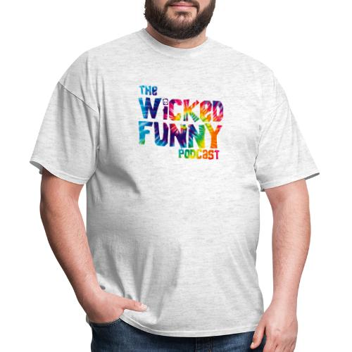 Wicked Funny Podcast: Brian Beaudoin Edition - Men's T-Shirt