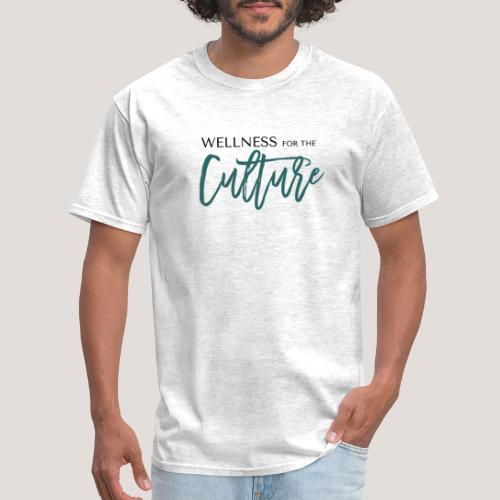 Wellness for the Culture 2.0 - Men's T-Shirt
