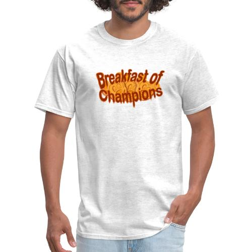 Breakfast of Champions - Men's T-Shirt
