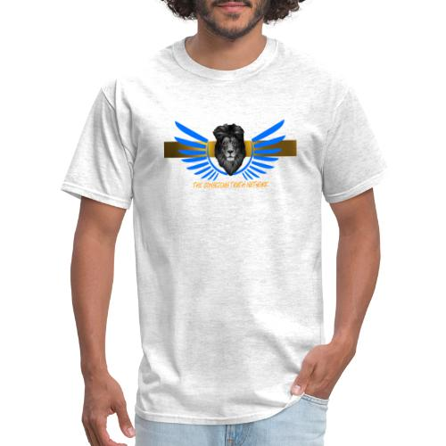 The conscious Truth network png - Men's T-Shirt
