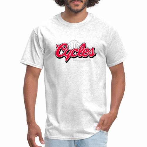 Cycles - Men's T-Shirt