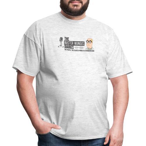 The Buster Mungus Diaries - Men's T-Shirt