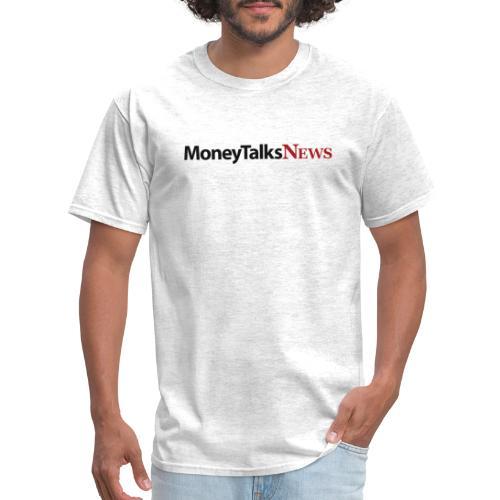 Money Talks News Logo - Men's T-Shirt