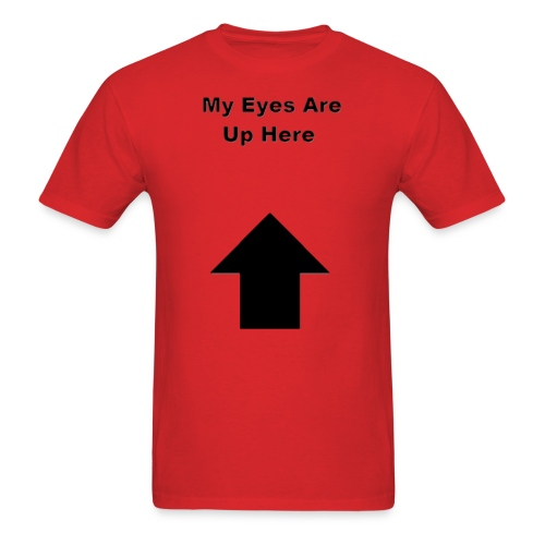 eyes2 - Men's T-Shirt