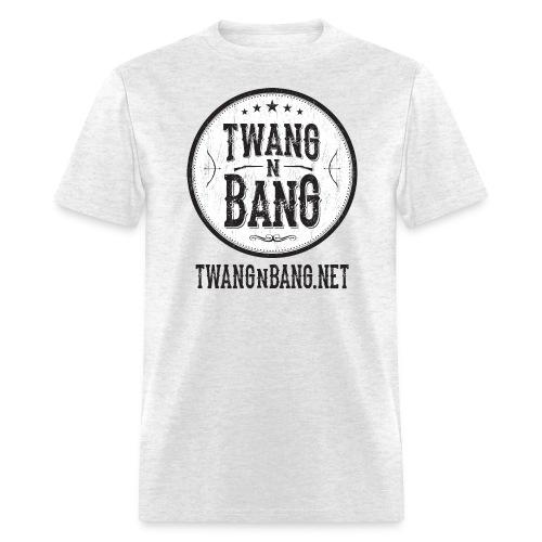 TNB_LogoBW_Web2 - Men's T-Shirt