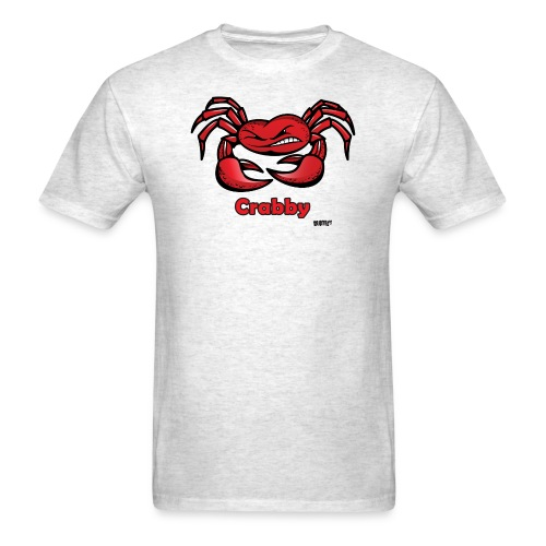 CrabbyB png - Men's T-Shirt