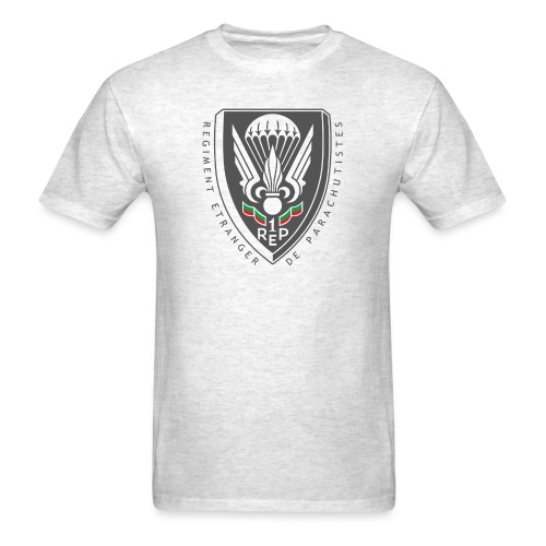1er REP - Regiment - Badge - Dark - Men's T-Shirt