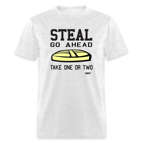 StealB png - Men's T-Shirt