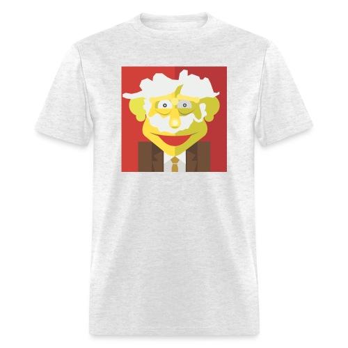 profpuppetSQUARE No Borde - Men's T-Shirt